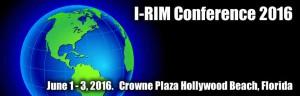 I-RIM Conference Info-2016